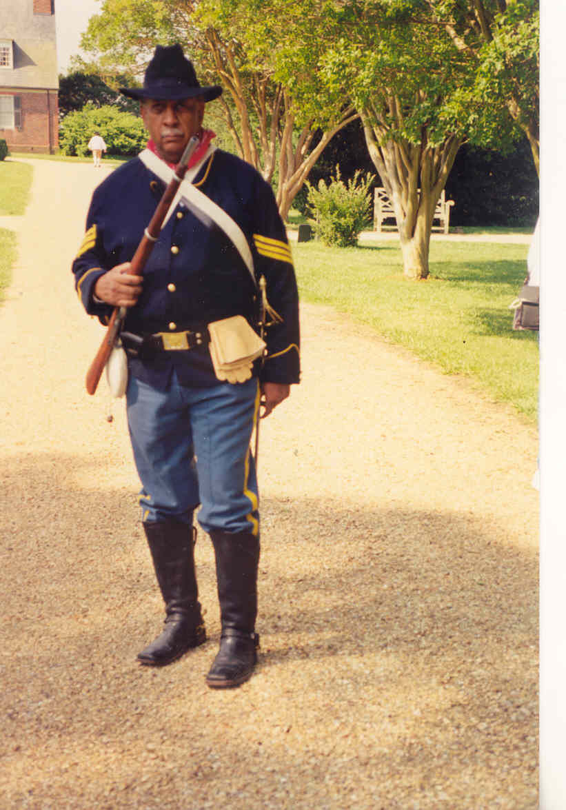 Washington DC Chapter, 9th & 10th (Horse) Cavalry Assn.
